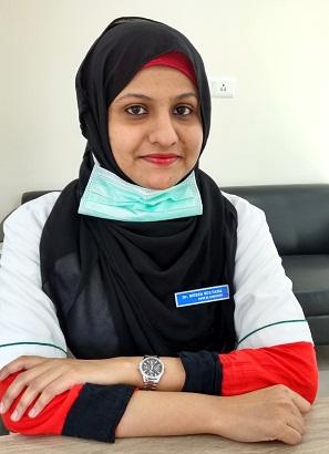 Dr Mueza Sultana
